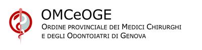 OMCEOGE - Ordine dei Medici chirurghi e Odontoiatri della Provincia di Genova